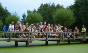 Sommerlager 2017 bei Rotterdam